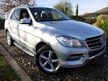 Mercedes M-Class ML350 Bluetec Special Edition (COMAND Sat Nav+Running Boards+Rear Park+CRUISE+ELECTRIC Seats) - Thumb 0