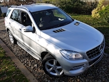 Mercedes M-Class ML350 Bluetec Special Edition (COMAND Sat Nav+Running Boards+Rear Park+CRUISE+ELECTRIC Seats) - Thumb 7