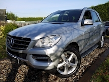 Mercedes M-Class ML350 Bluetec Special Edition (COMAND Sat Nav+Running Boards+Rear Park+CRUISE+ELECTRIC Seats) - Thumb 16