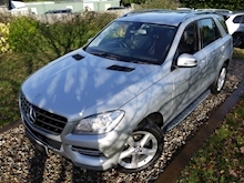 Mercedes M-Class ML350 Bluetec Special Edition (COMAND Sat Nav+Running Boards+Rear Park+CRUISE+ELECTRIC Seats) - Thumb 13