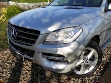 Mercedes M-Class ML350 Bluetec Special Edition (COMAND Sat Nav+Running Boards+Rear Park+CRUISE+ELECTRIC Seats) - Thumb 9