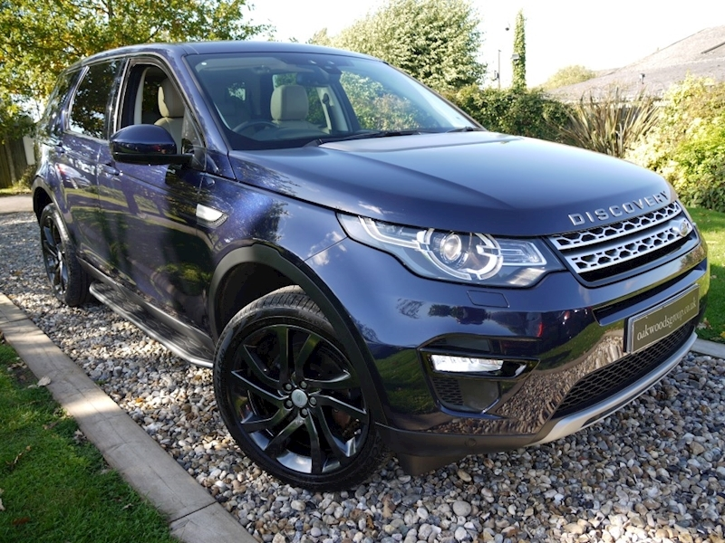 Land Rover Discovery Sport SD4 HSE Auto (20