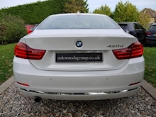 Bmw 4 Series 420D Luxury (Mineral White+Full Black Panel+BMW Professional Multimedia+Sat Nav) - Thumb 31