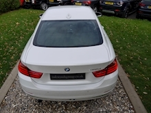 Bmw 4 Series 420D Luxury (Mineral White+Full Black Panel+BMW Professional Multimedia+Sat Nav) - Thumb 35