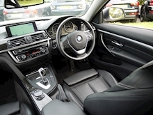 Bmw 4 Series 420D Luxury (Mineral White+Full Black Panel+BMW Professional Multimedia+Sat Nav) - Thumb 9