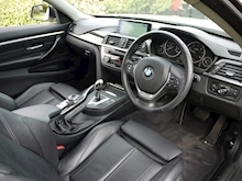Bmw 4 Series 420D Luxury (Mineral White+Full Black Panel+BMW Professional Multimedia+Sat Nav) - Thumb 11