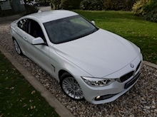 Bmw 4 Series 420D Luxury (Mineral White+Full Black Panel+BMW Professional Multimedia+Sat Nav) - Thumb 14