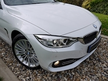 Bmw 4 Series 420D Luxury (Mineral White+Full Black Panel+BMW Professional Multimedia+Sat Nav) - Thumb 22
