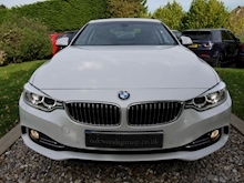 Bmw 4 Series 420D Luxury (Mineral White+Full Black Panel+BMW Professional Multimedia+Sat Nav) - Thumb 16