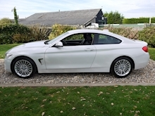 Bmw 4 Series 420D Luxury (Mineral White+Full Black Panel+BMW Professional Multimedia+Sat Nav) - Thumb 20