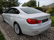 Bmw 4 Series 420D Luxury (Mineral White+Full Black Panel+BMW Professional Multimedia+Sat Nav) - Thumb 33