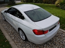 Bmw 4 Series 420D Luxury (Mineral White+Full Black Panel+BMW Professional Multimedia+Sat Nav) - Thumb 29