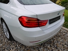 Bmw 4 Series 420D Luxury (Mineral White+Full Black Panel+BMW Professional Multimedia+Sat Nav) - Thumb 23