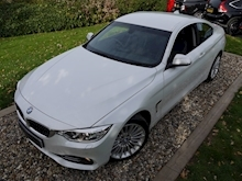 Bmw 4 Series 420D Luxury (Mineral White+Full Black Panel+BMW Professional Multimedia+Sat Nav) - Thumb 27