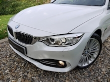 Bmw 4 Series 420D Luxury (Mineral White+Full Black Panel+BMW Professional Multimedia+Sat Nav) - Thumb 18