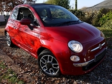 Fiat 500 1.4C Lounge (Upgraded Hi-Fi with Subwoofer+15