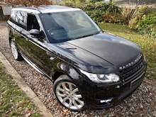 Land Rover Range Rover Sport 4.4 SDV8 Autobiography Dynamic (Meridan SIGNATURE Audio System 23 Speakers+22