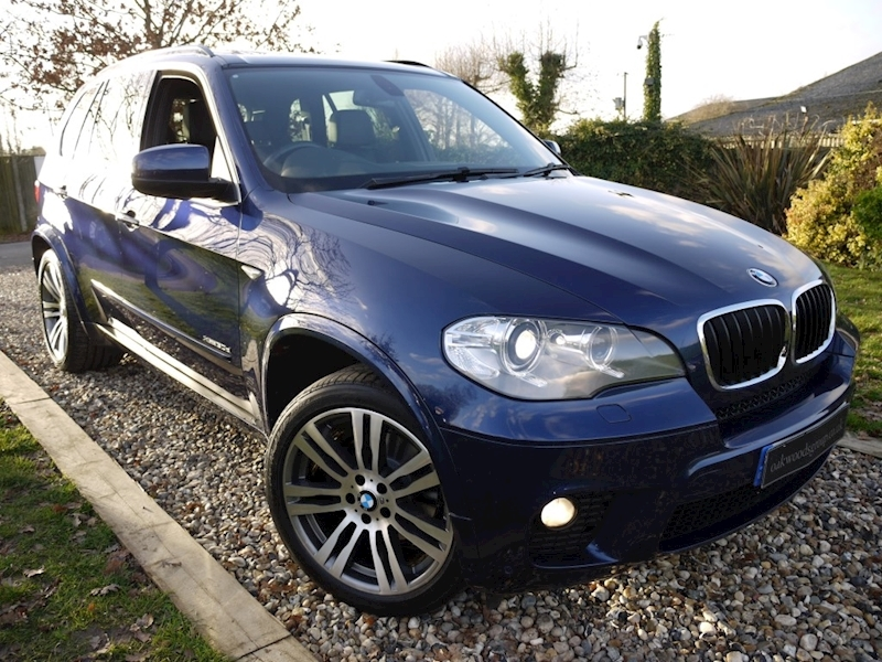 Bmw X5 Xdrive30d M Sport (MEDIA+7 Seats+PAN ROOF+20