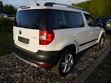 Skoda Yeti 2.0 TDI Elegance CR ( Factory SAT NAV+HEATED Seats+DAB+Full Leather+Cruise Control+Full History - Thumb 36