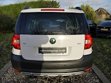 Skoda Yeti 2.0 TDI Elegance CR ( Factory SAT NAV+HEATED Seats+DAB+Full Leather+Cruise Control+Full History - Thumb 34