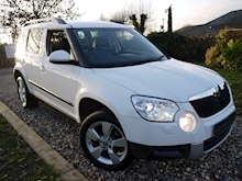 Skoda Yeti 2.0 TDI Elegance CR ( Factory SAT NAV+HEATED Seats+DAB+Full Leather+Cruise Control+Full History - Thumb 0