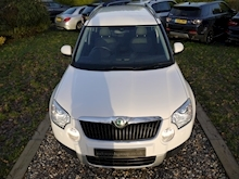 Skoda Yeti 2.0 TDI Elegance CR ( Factory SAT NAV+HEATED Seats+DAB+Full Leather+Cruise Control+Full History - Thumb 13