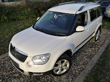 Skoda Yeti 2.0 TDI Elegance CR ( Factory SAT NAV+HEATED Seats+DAB+Full Leather+Cruise Control+Full History - Thumb 24