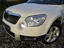 Skoda Yeti 2.0 TDI Elegance CR ( Factory SAT NAV+HEATED Seats+DAB+Full Leather+Cruise Control+Full History - Thumb 22