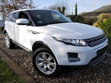Land Rover Range Rover Evoque Td4 Pure (Leather+Cruise Control+PRIVACY+Just 2 Owners+History) - Thumb 0