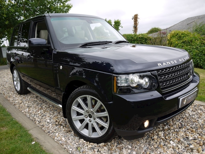 Land Rover Range Rover 4.4 TDV8 Vogue SE (Ivory Leather+TOW Pack+PRIVACY+TV+Heated Everything!!)