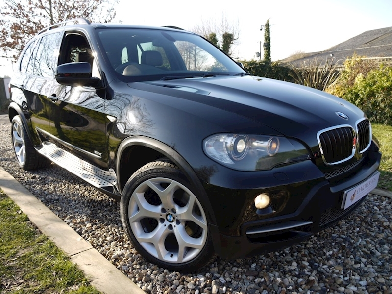 Bmw X5 3.0D SE M Sport Spec Auto (MEDIA+PAN Roof+7 Seats+20
