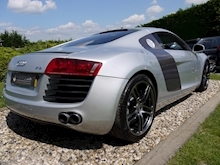 Audi R8 4.2 Quattro R Tronic (Sat Nav PLUS+Bang & Olusfen+Front and Rear PDC+CD+Light Package+Audi History) - Thumb 33