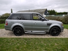 Land Rover Range Rover Sport 3.0 SDV6 HSE (Full AUTOBIOGRAPHY Bodystyling+Gloss Black OVERFINCH Alloys+IVORY Leather) - Thumb 2