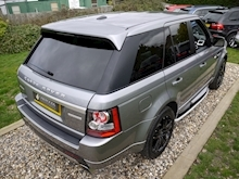 Land Rover Range Rover Sport 3.0 SDV6 HSE (Full AUTOBIOGRAPHY Bodystyling+Gloss Black OVERFINCH Alloys+IVORY Leather) - Thumb 44