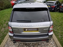 Land Rover Range Rover Sport 3.0 SDV6 HSE (Full AUTOBIOGRAPHY Bodystyling+Gloss Black OVERFINCH Alloys+IVORY Leather) - Thumb 42