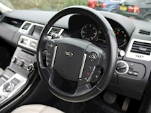 Land Rover Range Rover Sport 3.0 SDV6 HSE (Full AUTOBIOGRAPHY Bodystyling+Gloss Black OVERFINCH Alloys+IVORY Leather) - Thumb 11