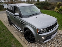 Land Rover Range Rover Sport 3.0 SDV6 HSE (Full AUTOBIOGRAPHY Bodystyling+Gloss Black OVERFINCH Alloys+IVORY Leather) - Thumb 7