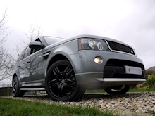 Land Rover Range Rover Sport 3.0 SDV6 HSE (Full AUTOBIOGRAPHY Bodystyling+Gloss Black OVERFINCH Alloys+IVORY Leather) - Thumb 16