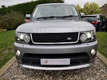 Land Rover Range Rover Sport 3.0 SDV6 HSE (Full AUTOBIOGRAPHY Bodystyling+Gloss Black OVERFINCH Alloys+IVORY Leather) - Thumb 5