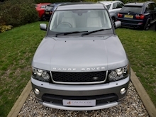 Land Rover Range Rover Sport 3.0 SDV6 HSE (Full AUTOBIOGRAPHY Bodystyling+Gloss Black OVERFINCH Alloys+IVORY Leather) - Thumb 25
