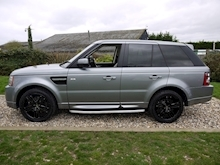 Land Rover Range Rover Sport 3.0 SDV6 HSE (Full AUTOBIOGRAPHY Bodystyling+Gloss Black OVERFINCH Alloys+IVORY Leather) - Thumb 29