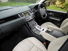 Land Rover Range Rover Sport 3.0 SDV6 HSE (Full AUTOBIOGRAPHY Bodystyling+Gloss Black OVERFINCH Alloys+IVORY Leather) - Thumb 32