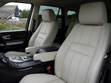 Land Rover Range Rover Sport 3.0 SDV6 HSE (Full AUTOBIOGRAPHY Bodystyling+Gloss Black OVERFINCH Alloys+IVORY Leather) - Thumb 39