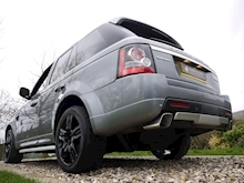 Land Rover Range Rover Sport 3.0 SDV6 HSE (Full AUTOBIOGRAPHY Bodystyling+Gloss Black OVERFINCH Alloys+IVORY Leather) - Thumb 34
