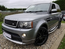 Land Rover Range Rover Sport 3.0 SDV6 HSE (Full AUTOBIOGRAPHY Bodystyling+Gloss Black OVERFINCH Alloys+IVORY Leather) - Thumb 27
