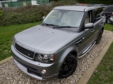 Land Rover Range Rover Sport 3.0 SDV6 HSE (Full AUTOBIOGRAPHY Bodystyling+Gloss Black OVERFINCH Alloys+IVORY Leather) - Thumb 24