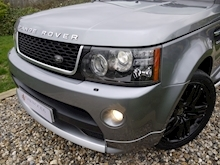 Land Rover Range Rover Sport 3.0 SDV6 HSE (Full AUTOBIOGRAPHY Bodystyling+Gloss Black OVERFINCH Alloys+IVORY Leather) - Thumb 18