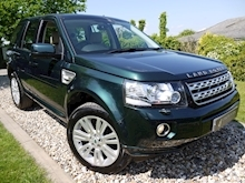 Land Rover Freelander 2.2 SD4 HSE Luxury (CAMERA Pack+Sat Nav+PAN Roofs+CRUISE+DAB+Tow Pack+1 Owner+LR History) - Thumb 0