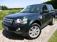 Land Rover Freelander 2.2 SD4 HSE Luxury (CAMERA Pack+Sat Nav+PAN Roofs+CRUISE+DAB+Tow Pack+1 Owner+LR History) - Thumb 17