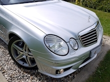 Mercedes E Class E63 AMG (COMAND+ParkTronic+Last Owner 11 Years+Full MERCEDES History+Outstanding Condition) - Thumb 29